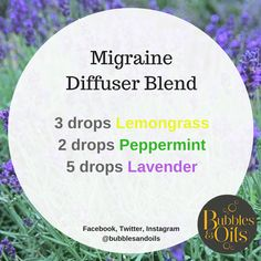 Single Blend - Migraine