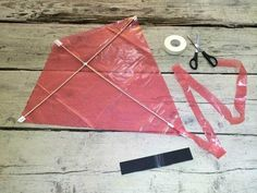Get inspired this Easter with kite making. Visit Sainsbury& for more Easter guides, hints and tips Kites For Kids, Diy For Kids, Crafts For Kids, Victorian Toys, Victorian Crafts, Kites Craft, Kites Diy, Homemade Kites, Kite Building