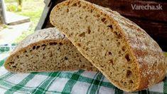 Dlho kysnutý kváskový chlieb (fotorecept)