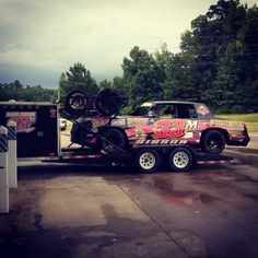 Race ready!!! Racecar was built brand new from ground up. Raced 1 full year with multiple wins and top 3 finishes. Raced at Whynot Motorsports Park, Columbus Motor Speedway, Columbus Bullring, Hattiesburg Dirttrack, and Talladega Short Track. GREAT top of the line racecar!! Trailer, extra wheeles and tires, and all extra parts come with it. $12,000 but price is negotiable! Best way of contacting for further details and pictures is by texting me at 6016925417 or emailing me at ...