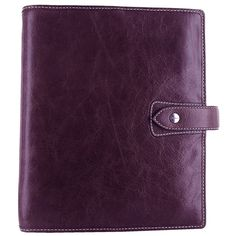 A5 Purple Malden--My Filofax all the way from the UK.