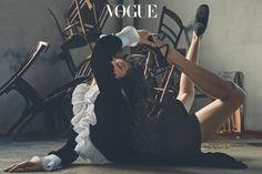 Black Swan / Vogue Korea 2016