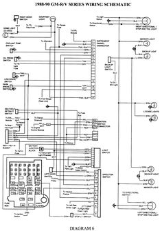 gmc truck wiring diagrams on gm wiring harness diagram 88 98 kc rh pinterest com 1998 chevy truck brake light wiring diagram