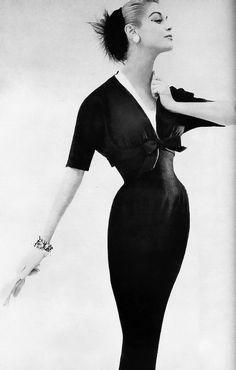 Jean Patchett - 1954 - Vogue