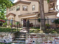 Beautifully remodeled townhome on corner lot, located across the street from West Village and just steps away from the Katy Trail! One of few townhomes with a yard and community pool. Corner Lot, West Village, Dallas Texas, Townhouse, Trail, Real Estate, Yard, Community, Urban