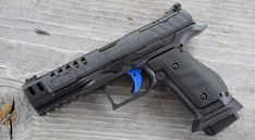 The new Walther Match SF pistol, an all-steel competition gun (VIDEO)