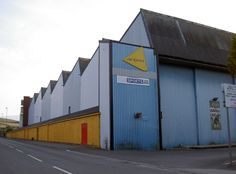 Action Centre, originally Whitchurch Airport