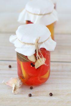 Tort tiramisu - Wiem co jem Kielbasa, Limoncello, Preserves, Chili, Mango, Cheesecake, Dessert Recipes, Cooking Recipes, Pudding