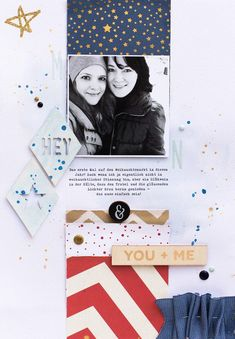 You + Me @ Christmas Market by confettiheart at Studio Calico