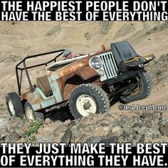 This is so true just wish some people understood you don't need to be cocky about something everyone does for fun or a hobby. #jeep #jeeplife #Itsajeepmeme