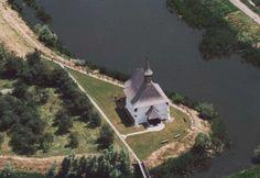 The reformed church of Csengersima. Hungary