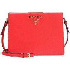 76fc5c4d06ea Prada Saffiano Leather Shoulder Bag ( 2