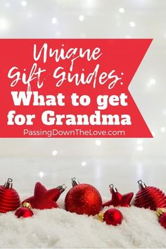 find the perfect gift for grandmas christmas gifts birthday gifts new grandma gifts