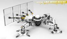 ArtStation - A.M.U - AntiRiot Mecha Unit, Victor Bravo