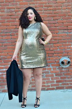 Girl With Curves: Holiday Sparkle
