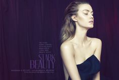 Spring Beauty Trends 2013: Stark Beauty - Filler Magazine