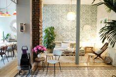 La maison de Vacances de My Little Paris : Maison que vous pouvez visiter et dans laquelle vous pouvez faire des ateliers jusqu'au 3 juillet. Pour cela il..
