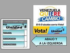 Elecciones Parlamentarias 6D Venezuela