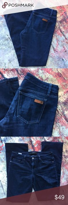 Joe's curvy boot cut Joe's curvy boot cut 30 x 33 Joe's Jeans Jeans Boot Cut