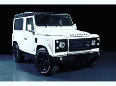 This is my future vehicle. I WILL own this  #landroverdefender by emmajanejx This is my future vehicle. I WILL own this  #landroverdefender