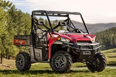 Winter pleasures can become even more enjoyable if you ride your own ATV! If you can't afford one, try winning one in Polaris' Ranger XP Sweepstakes! The Grand Prize is a Polaris® RANGER XP® 900 in Polaris Pursuit® Camo (not an LE nor an EPS). Approximate retail price is $13,000.00. Enter before 11:59 p.m. (ET)