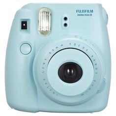 Fujifilm Instax Mini 8 Blue Camera