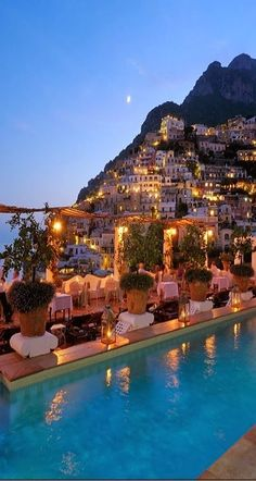 The beautiful Amalfi Coast in Campania, Italy