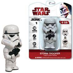 Star Wars Stormtrooper USB Flash Drive $39.99