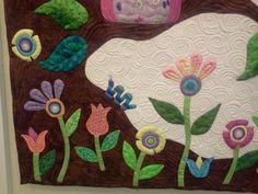Ella's quilt Owl Quilts, Painting, Art, Art Background, Painting Art, Kunst, Paintings, Performing Arts, Painted Canvas