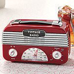 Vintage Radio I used during the big storm. Can't beat a transistor radio when the power is out. Radios, Home Decor Online Shopping, Old Country Stores, Transistor Radio, Home Goods Decor, New Gadgets, New Today, Retro Chic, Kitchen Essentials