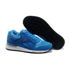 Neueste Reebok GL6000 Männer Lichtblau Grau Schuhe Online | Großhandel Reebok GL6000 Schuhe Online | Reebok Schuhe Online Billig | schuheoutlet.net