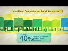 NRF Annual Report | Advocacy Retail Companies, Private Sector, Business, Ecommerce, America, News, Store, E Commerce, Business Illustration