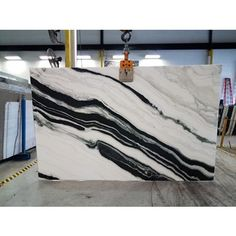 Panda White marble stairs from CK Stones Thailand. This black and white marble … – High Quality Marble Kitchens