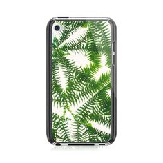 Crowded Leafs iPod Touch 4G Case