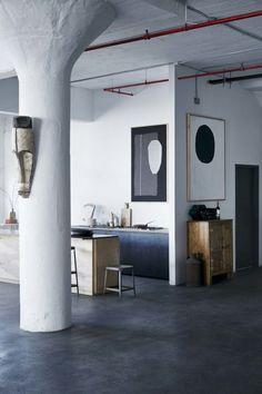 Brooklyn loft   photos by Mark Seelen Follow Gravity Home: Blog - Instagram - Pinterest - Facebook - Shop