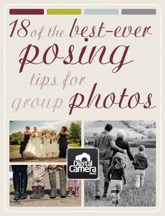 18 of the best-ever posing tips for group photos | Digital Camera World