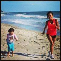 Make fitness fun! Show your kids the way! ☀