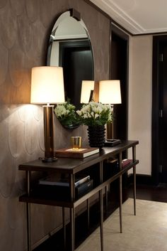 Hampstead Heath Lateral Apartment | Oro Bianco Interior Design