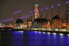 Bremerhaven, Germany. . .beautiful, can't believe I was born here...and too young to remember :((
