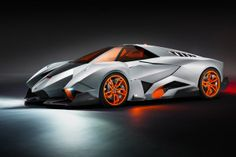 A day before the opening of the Autosalon Geneva 2013, Lamborghini revealed the Veneno.