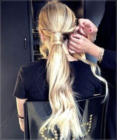 Hair Spring Summer 2020 All The Trendy Looks From Fashion Shows Spring Hairstyles Long Hair Styles Loose Hairstyles