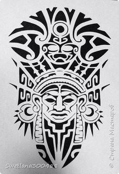 Maori Tattoos, Hawaiianisches Tattoo, Marquesan Tattoos, Leg Tattoos, Body Art Tattoos, Tribal Tattoos, Sleeve Tattoos, Aztec Symbols, Mayan Symbols