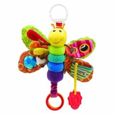 Lamaze Play and Grow Freddie the Firefly Butterfly Attach to Strollerbed ** Click on the image for additional details.Note:It is affiliate link to Amazon. #10likes