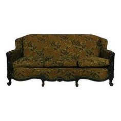 Jacklyn Olive Sofa