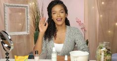 YouTube Star SunKissAlba's Natural Hair Tips Will Slay Your 'Do for Fall | Cambio