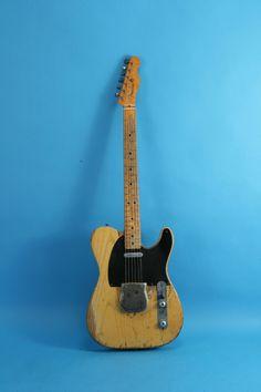 Fender Nocaster 1951 Butterscotch