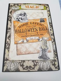 Halloween Pocket Book