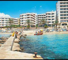Apart -hotel  Mar y playa figuretas ibiza (eivisu)