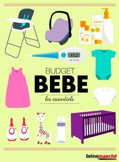 #Astuce : liste des essentiels pour l'arrivée d'un bébé.