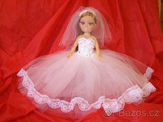 Svatební panenka na auto - 1